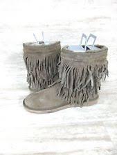 womens winter boots size 11 s koolaburra fringe cable w cub winter boots size 6 ebay