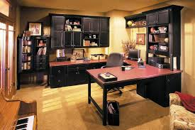 The Best Home Office Ideas - Home office library design ideas