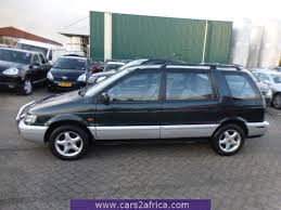 mitsubishi mpv mitsubishi space wagon 2 0 65462 used available from stock