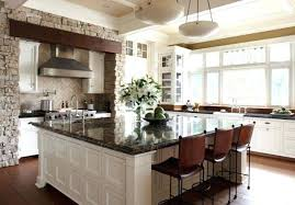 kitchens with large islands big kitchen island fitbooster me