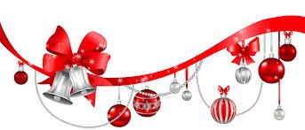 ornament border clipart happy holidays