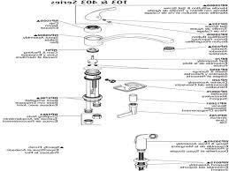 kitchen faucet parts diagram delta faucets parts diagram pressauto net