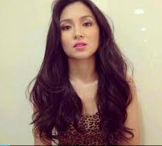 katrine bernardor hair color kathryn bernardo hair color popular long hairstyle idea