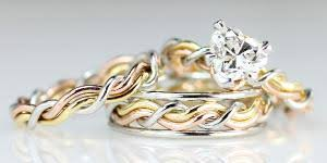 unique wedding ring unique wedding rings handmade by artist todd alan