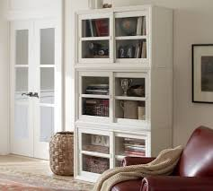 Modular Cabinets Living Room Build Your Own Winslow Modular Cabinets Pottery Barn