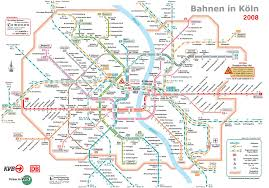 Bonn Germany Map by Cologne Bonn Subway Map Travel Holiday Map Travelquaz Com