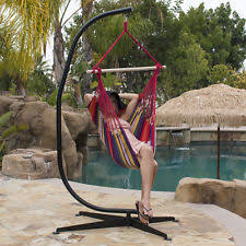 Hanging Chair Hammock Hammock Chair Frame Hammock Chair Stand Ebay Furniture Hammock