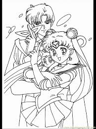 sailor 95 coloring free sailor moon coloring pages