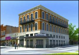 three story building planned for square local news