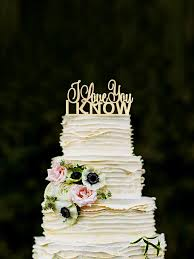 wars wedding cake topper i you i wedding cake topper wars inspired wood