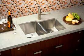 Elkay Kitchen Faucet Reviews Bathroom Ravishing Undermount Stainless Steel Kitchen Sink