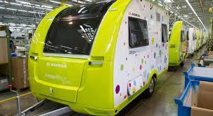 caravans adria mobil international