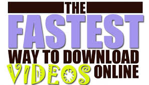 the fastest way to download videos and movies online hubpages