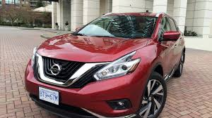 nissan suv 2016 price 2016 nissan murano platinum awd test drive review