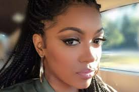 portia hair line porsha williams shows off her hairline go naked hair an article