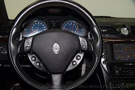 maserati steering wheel 2008 used maserati granturismo 2dr coupe at haims motors serving