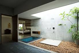 bathroom rain shower ideas floating ledges and suspended rain