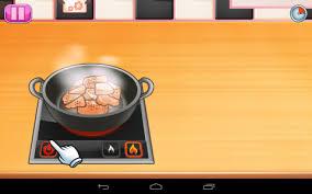 jeu de cuisine android ecole de cuisine de tablette android 83 100 test photos vidéo