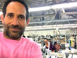 american apparel founder dov charney is back that u0027s los angeles