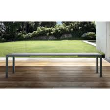 keter symphony extendable table upgrade your standard patio