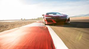 Acura Sports Car Price 2017 Acura Nsx Coupe Pricing For Sale Edmunds
