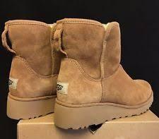 womens boots size 11 australia ugg australia womens boots juliette chestnut size 11 ebay