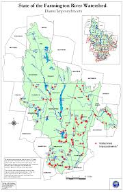 Maps Massachusetts by Farmington River Watershed Maps