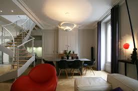 renovation appartement haussmannien appartement bourgeois en duplex lyon 6