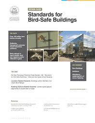 San Francisco Property Information Map by Standards For Bird Safe Buildings Planning Department