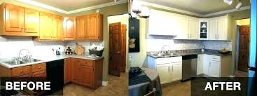what does it cost to reface kitchen cabinets cost of refacing kitchen cabinets s average price refacing kitchen