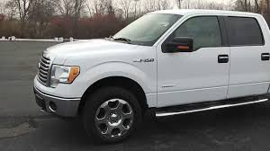 ford f150 crew cab for sale used 2011 ford f 150 truck crew cab white for sale used dealer dayton