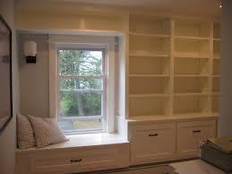 interior ideas strip pattern window seat decorations furniture