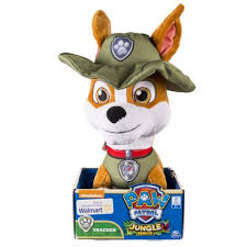 paw patrol plush basic 10