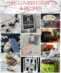 halloween crafts and recipe u0027s
