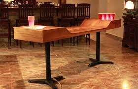 The Coolest Beer Pong Tables Complex - Beer pong table designs