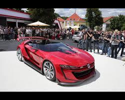 volkswagen gti sports car volkswagen gti roadster vision gran turismo