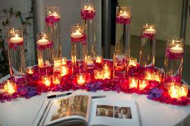 Purple Wedding Decorations Elegant Purple U0026 Red New Orleans Wedding Every Last Detail