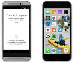 iphone to android transfer how to switch from an android phone to iphone pcmag