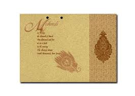mehndi card wording top 25 beautiful invitation cards fashion and culture