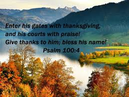 being thankful thanksgiving should be celebrated every day