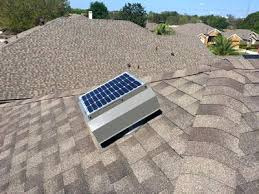 solar attic fan costco solar attic fan why choose roofing to install your attic breeze