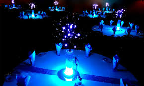 Led Light Base For Centerpieces by 24keys Ir Remote Controller 3aa Battery Powered Rechargeable 8inch