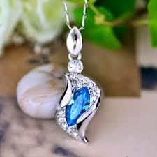 christmas present for girlfriend mom ideas aquamarine amethyst