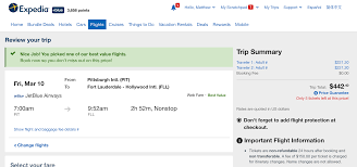 watch out for this when you book airfare on orbitz live and