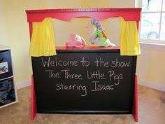 Hutch Theater Diy Shop And Puppet Theatre From Old Hutch Puppet Theatre And