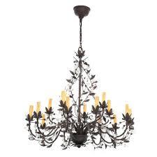 chandeliers hampton bay reims 5 light berre walnut chandelier