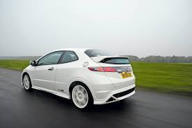 honda white car honda civic type r ch white hottest hatches shoot out auto