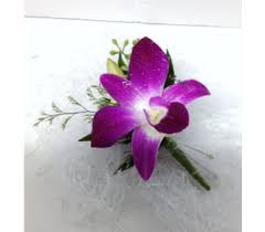 Orchid Boutonniere Prom Corsages U0026 Boutonnieres Delivery San Francisco Ca A Mystic