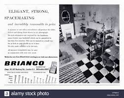 old advert for brianco furniture u2013 an early version of ikea stock