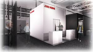 Jins Meme - jins makes the first appearance at the world s leading design expo